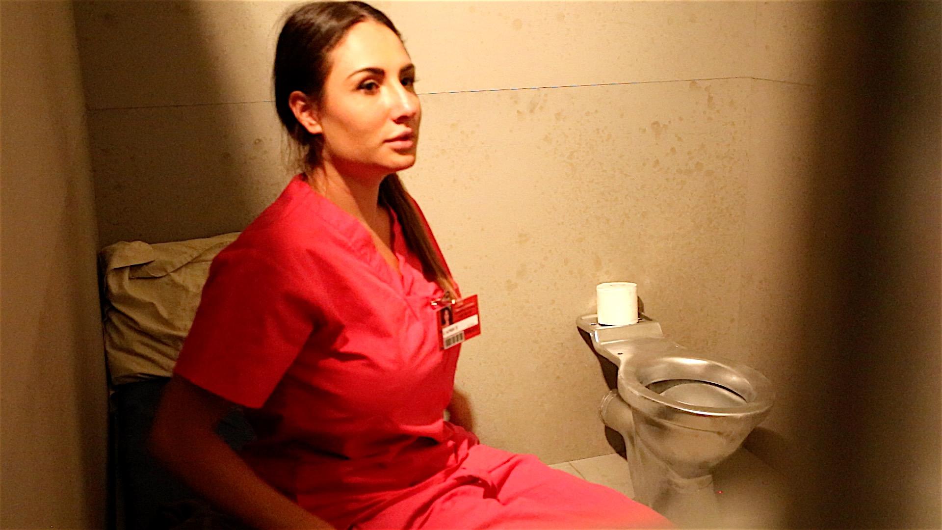 Prison Diary Of Caprice  Chastity Belt Prison-3014